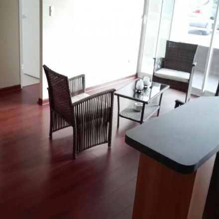 Rent this 2 bed apartment on Rupanco 370 in 826 0183 La Granja, Chile