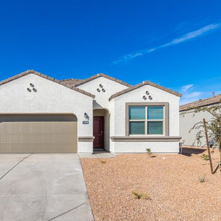 Rent this 4 bed house on North 309th Drive in Buckeye, AZ