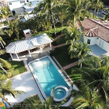 Rent this 3 bed house on 649 Isle of Palms Dr in Fort Lauderdale, FL