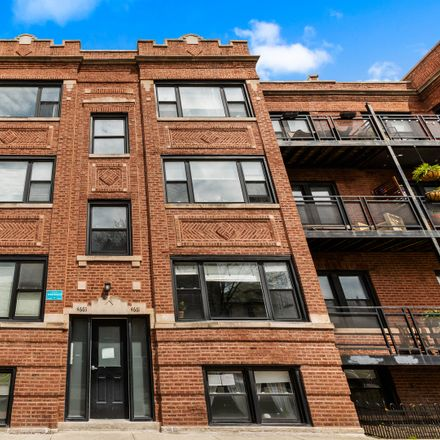 Rent this 2 bed condo on 4661 North Spaulding Avenue in Chicago, IL 60625