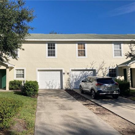 Rent this 3 bed townhouse on Leeds Rd in Fort Myers, FL
