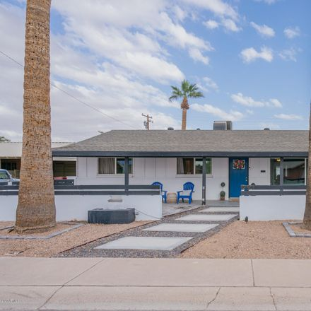 Rent this 3 bed house on 2501 North 85th Place in Scottsdale, AZ 85257