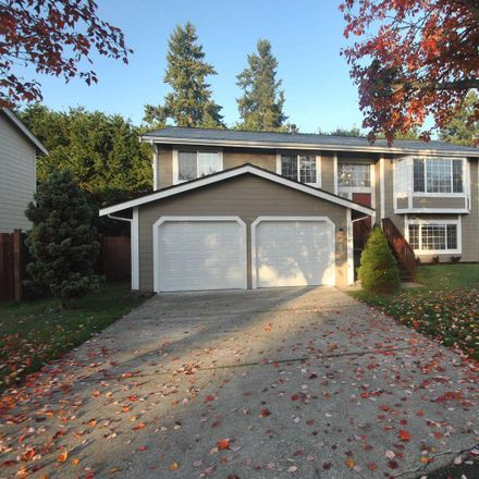 Rent this 3 bed house on 20002 71st Ave Ct E in Spanaway, WA 98387