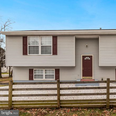 Rent this 3 bed house on 5832 Westwood Avenue in Overlea, MD 21206