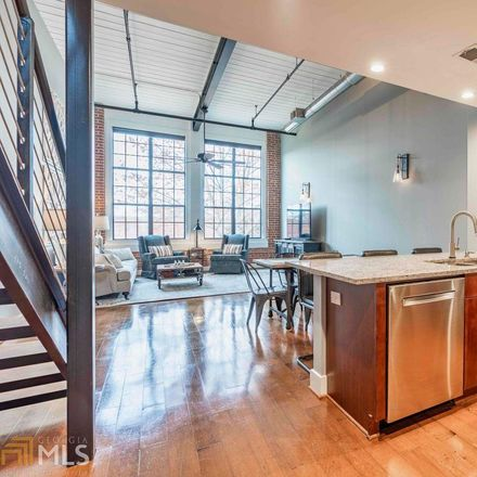 Rent this 1 bed loft on Caroline St NE in Atlanta, GA