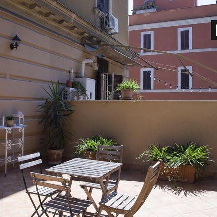 Rent this 2 bed apartment on Via di Porta Cavalleggeri in 00165 Rome RM, Italy