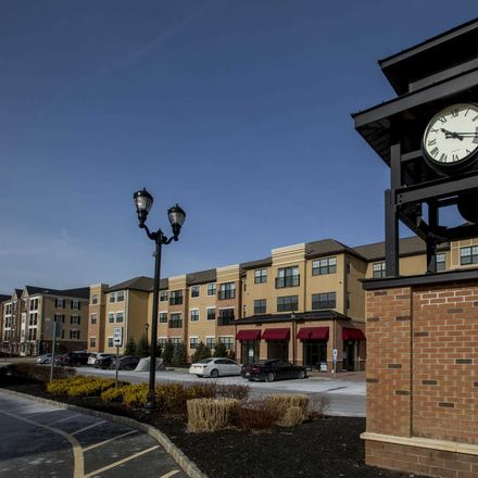 Rent this 2 bed apartment on Fairways Boulevard in Piscataway Township, NJ 08854-8067