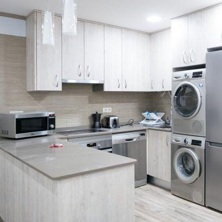 Rent this 5 bed apartment on Pasaje de Agustín de Betancourt in 28001 Madrid, Spain