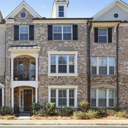 Rent this 4 bed townhouse on Monroe Pl NE in Atlanta, GA