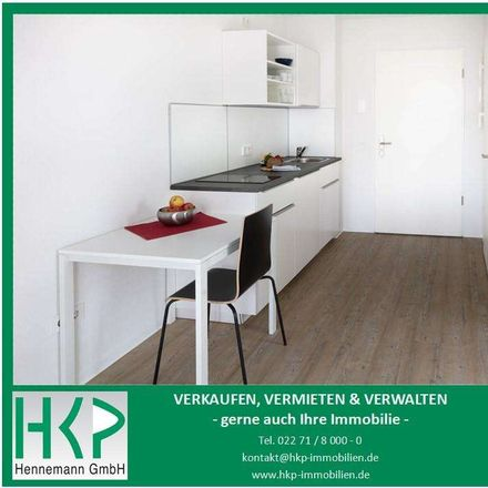 Rent this 1 bed apartment on Brucknerstraße 31a in 53115 Bonn, Germany