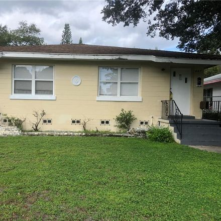 Rent this 1 bed duplex on 17th Ave S in Saint Petersburg, FL