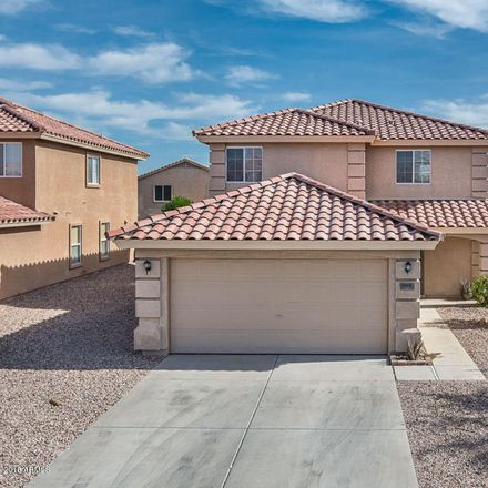 Rent this 4 bed loft on 1065 South 223rd Drive in Buckeye, AZ 85326
