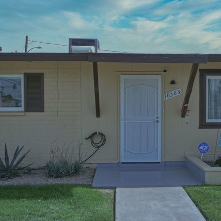 Rent this 1 bed apartment on W Peoria Ave in Sun City, AZ