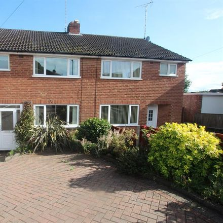 Rent this 3 bed house on Harport Road in Redditch B98 7PB, United Kingdom