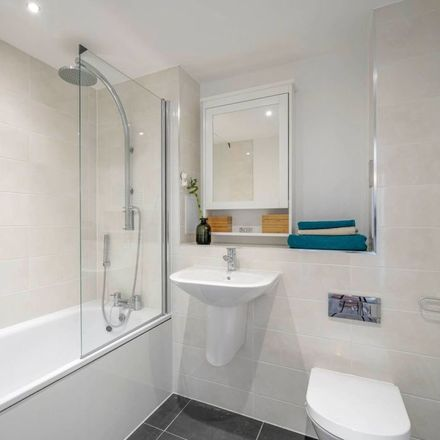Rent this 1 bed apartment on Vickers Court in Lebus Street, London N17 9FT