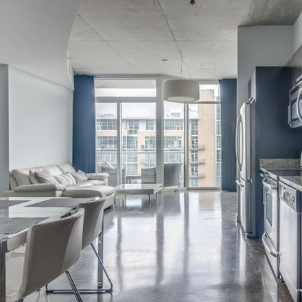 Rent this 1 bed condo on 600 12th Avenue South in Nashville, TN 37203