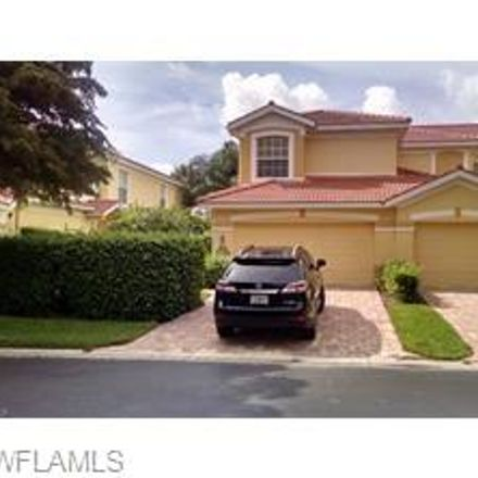 Rent this 3 bed condo on 2185 Arielle Dr in Naples, FL