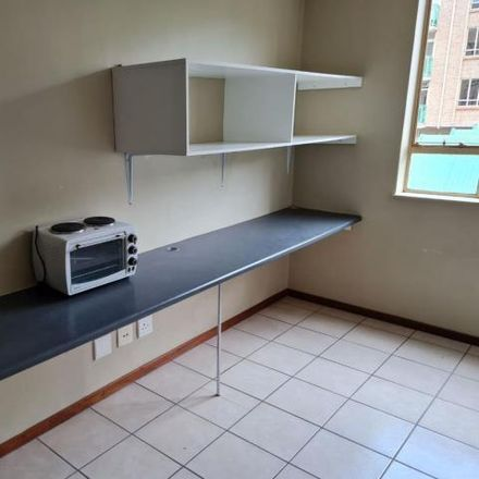 Rent this 1 bed apartment on Jan Shoba Street in Tshwane Ward 56, Pretoria