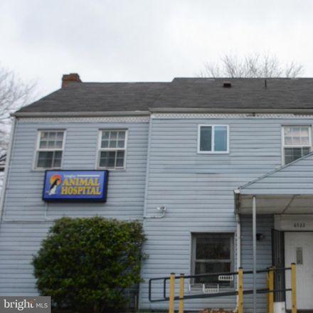 Rent this null bed apartment on 6522 Sligo Pkwy in Hyattsville, MD