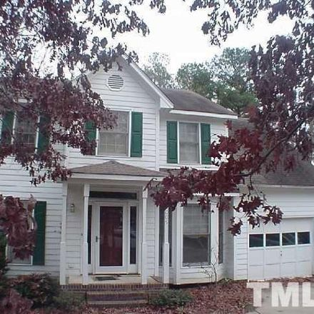 Rent this 4 bed house on 2009 Firth of Tay Way in Raleigh, NC 27603