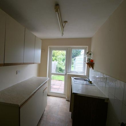 Rent this 2 bed house on Hamilton Road in Dover CT14 9BP, United Kingdom