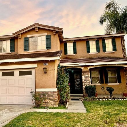 Rent this 5 bed house on 14043 Princeton Court in Fontana, CA 92336