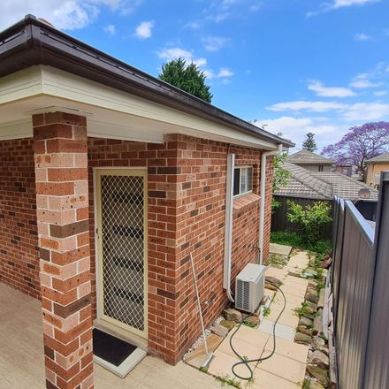 Rent this 2 bed house on 41A Belmore Street