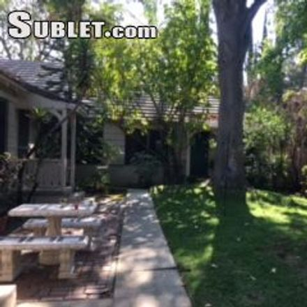 Rent this 2 bed house on 4412 Gentry Avenue in Los Angeles, CA 91607