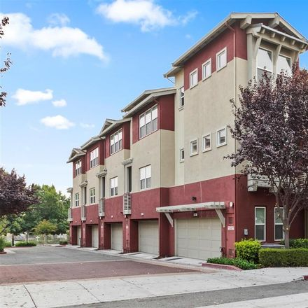 Rent this 4 bed townhouse on Brice Ct in San Jose, CA
