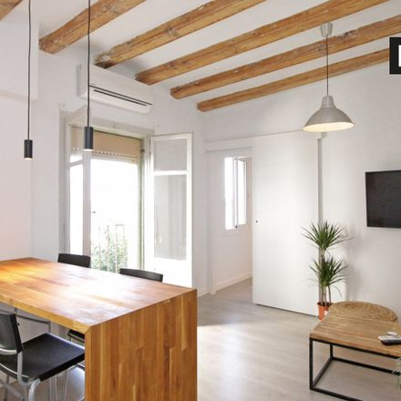 Rent this 1 bed apartment on Carrer de Sevilla in 72 Barcelona, Spain