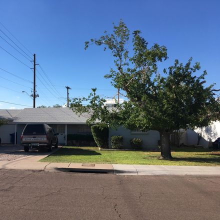 Rent this 4 bed house on 1352 W Laird St in Tempe, AZ 85281