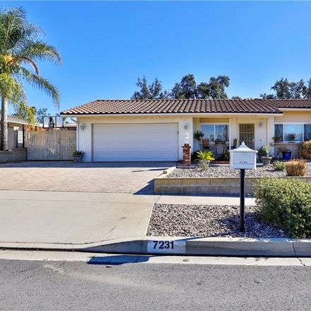 Rent this 4 bed house on 7231 Teak Way in Rancho Cucamonga, CA 91701