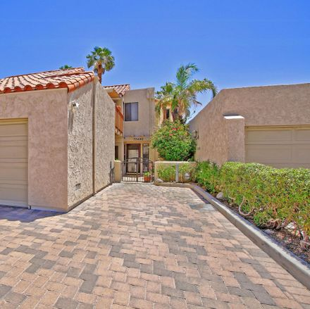 Rent this 2 bed condo on 73486 Shadow Mountain Drive in Palm Desert, CA 92260