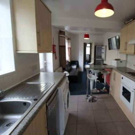 Rent this 4 bed house on 158 Woodville Road in Cardiff, United Kingdom