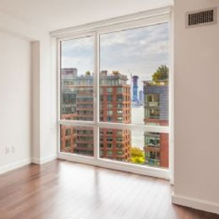 Rent this 2 bed house on North End Avenue in New York, NY 10282