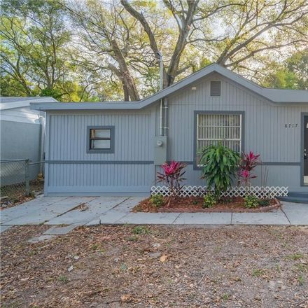 Rent this 3 bed house on 8717 North Ashley Street in Tampa, FL 33604