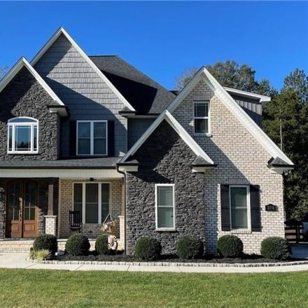 Rent this 4 bed house on unnamed road in Davidson County, NC 27102
