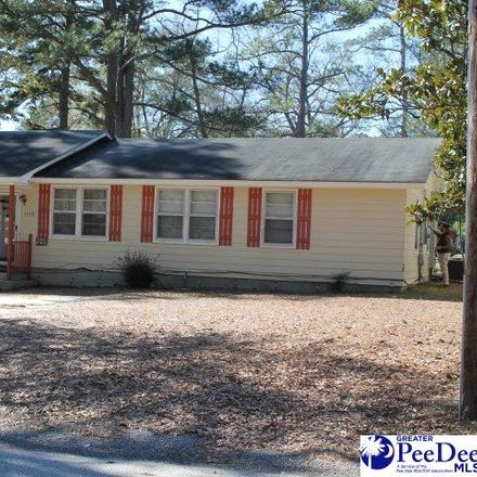 Rent this 3 bed house on 1119 Sherwood Drive in Florence, SC 29501