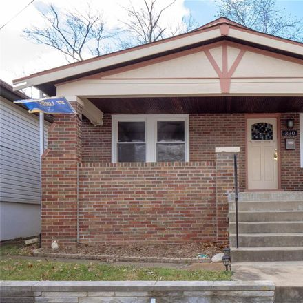 Rent this 2 bed house on 330 Degenhardt Avenue in Lemay, MO 63125