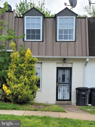 Rent this 2 bed condo on 1870 Dutch Village Drive in Hyattsville, MD 20785