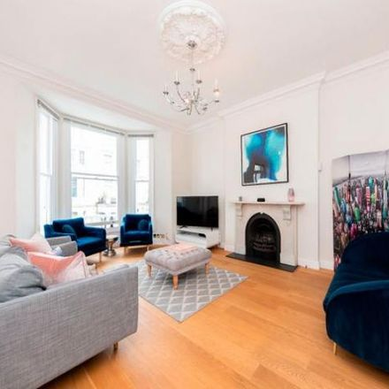 Rent this 3 bed apartment on Lexham Mews in London W8 6JW, United Kingdom