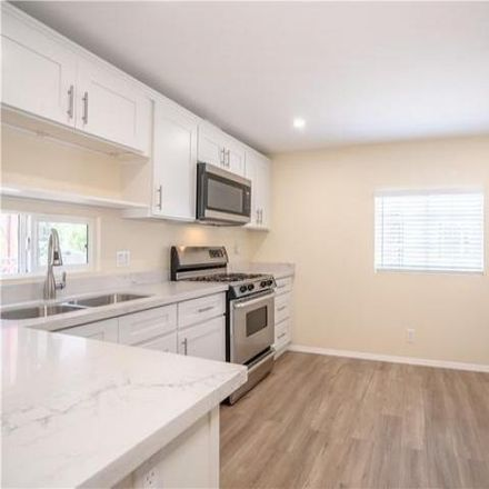 Rent this 0 bed apartment on Leadwell Street in Los Angeles County, CA 91605-5738
