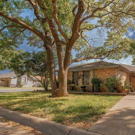 Rent this 3 bed apartment on 4502 Oak Canyon Lane in San Angelo, TX 76904