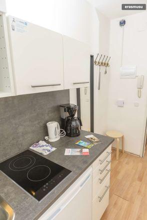 Rent this 1 bed apartment on Leystraße 115-117 in 1200 Vienna, Austria