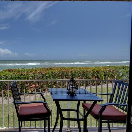 Rent this 2 bed townhouse on 11000 S Ocean Dr in Jensen Beach, FL