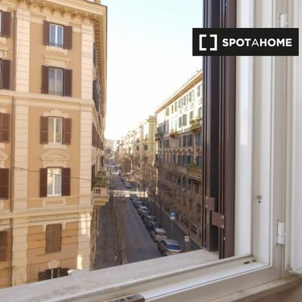 Rent this 3 bed apartment on B&B Carlo Felice in Piazza di Santa Croce in Gerusalemme, 4
