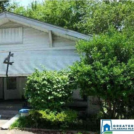 Rent this 2 bed house on 1047 Jackson Boulevard in Tarrant, AL 35217