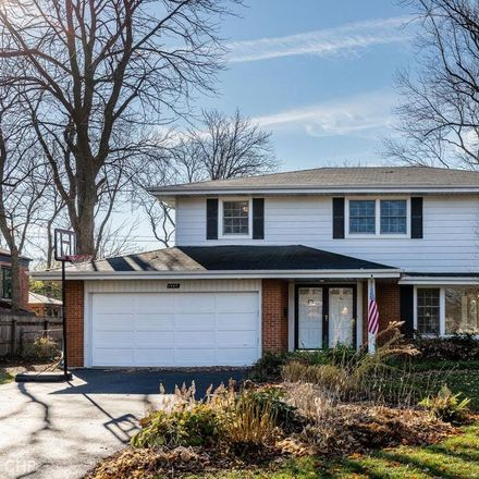 Rent this 4 bed house on 1407 Sequoia Trail in Glenview, IL 60025