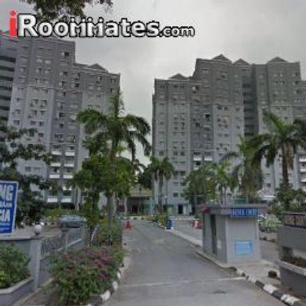 Rent this 3 bed apartment on Block C in Jalan Taman Seri Sentosa, Overseas Union Garden