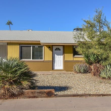 Rent this 3 bed house on 7928 East Culver Street in Scottsdale, AZ 85257